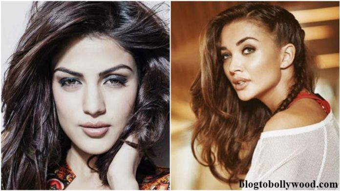 Rhea Chakraborty replaces Amy Jackson in Half Girlfriend!