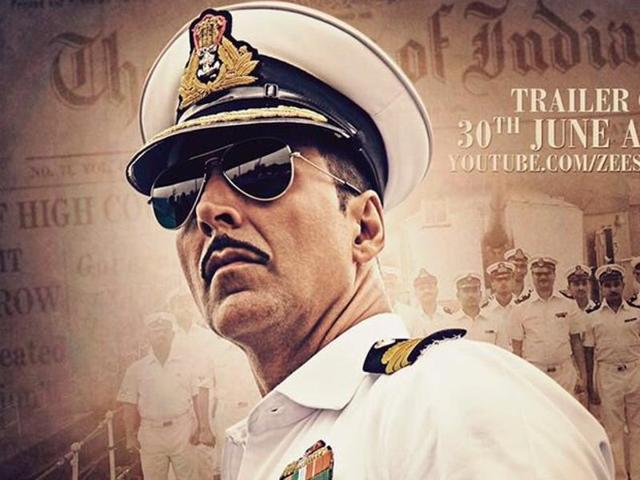 Rustom 6th Day Collection: First Wednesday Box Office Report
