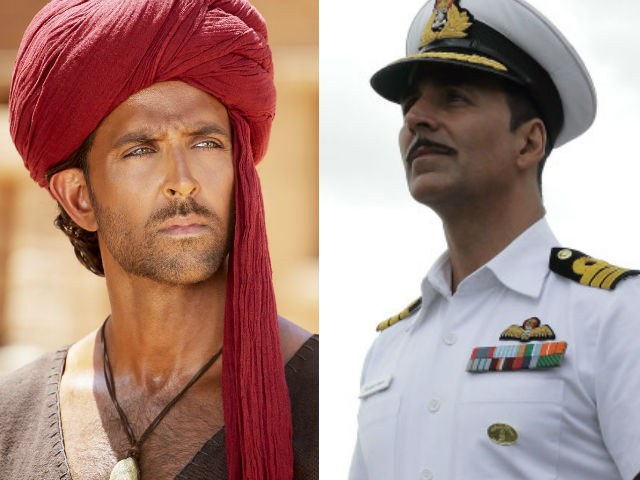 Rustom, Mohenjo Daro 5th Day Box Office Collection Update