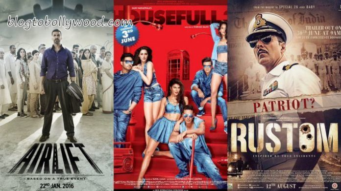 Rustom To Become The Fastest 100 Crores Grosser For Akshay Kumar