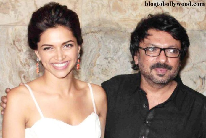 Sanjay Leela Bhansali is miffed at Deepika Padukone.