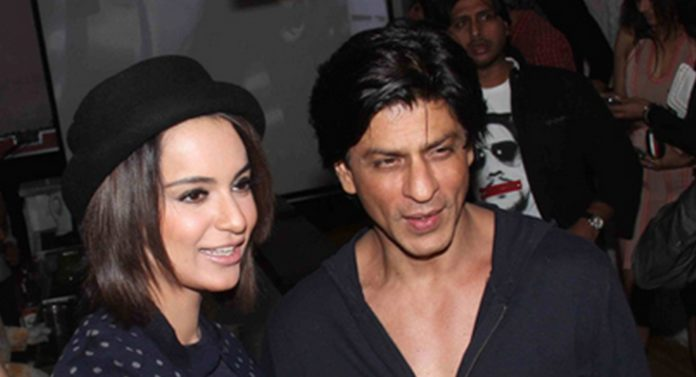 Read What Kangana Ranaut Has To Say On Sanjay Leela Bhansali's Next With SRK