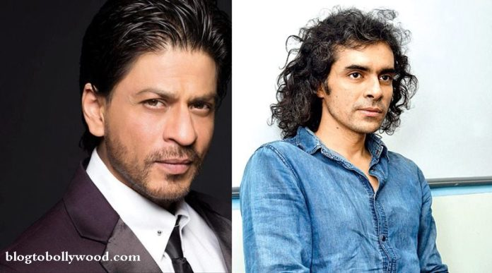 Imtiaz Ali and Shah Rukh Khan's film together to be titled as 'The Ring'