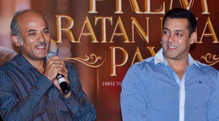 Salman Khan, Sooraj Barjatya To Team Up Again After Prem Ratan Dhan Payo
