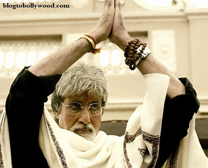 Ram Gopal Varma is back with Sarkar 3, the return of Amitabh's angry man avatar!
