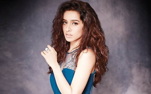 Shraddha Kapoor at no. 16