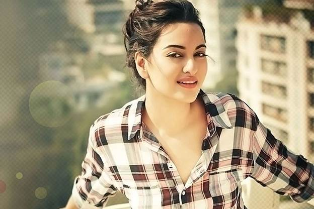 Sonakshi Sinha at no. 12
