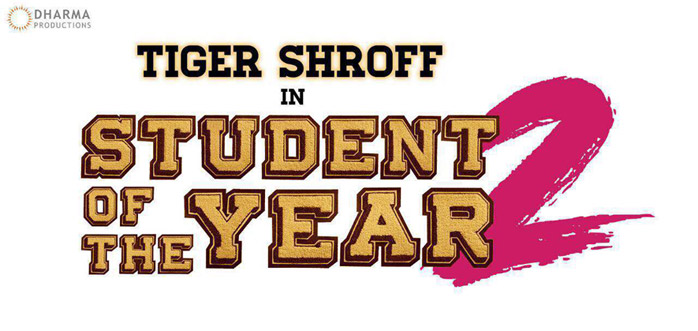 Student Of The Year 2 Logo