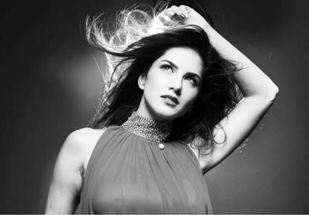 Sunny Leone is at no. 19