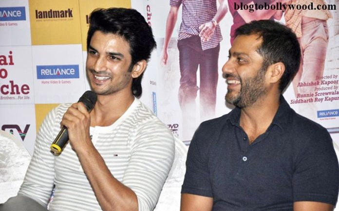 Kai Po Che director Abhishek Kapoor and Sushant Singh Rajput to reunite soon