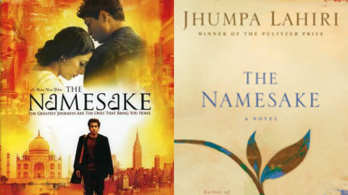Top 10 Bollywood Movies based on Best Seller Novels- The Namesake