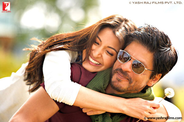 The Shooting Of SRK-Anushka's Next To Begin In Prague