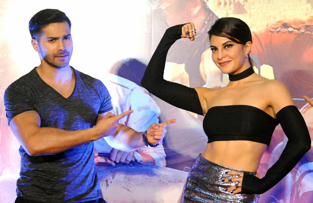 Jacqueline Fernandez To Romance Varun Dhawan in Judwaa 2, Film To Go On Floors In Jan 2017