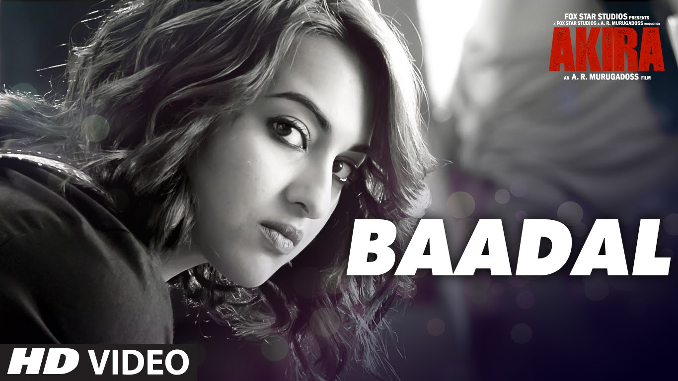 Check out the emotional number 'Baadal' from Sonakshi Sinha's Akira