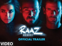 Raaz Reboot Trailer Review- An engaging plot-line with horror instigated at the right places!