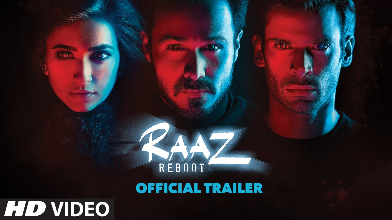 Raaz Reboot Trailer Review: An engaging plot-line with horror instigated at the right places!