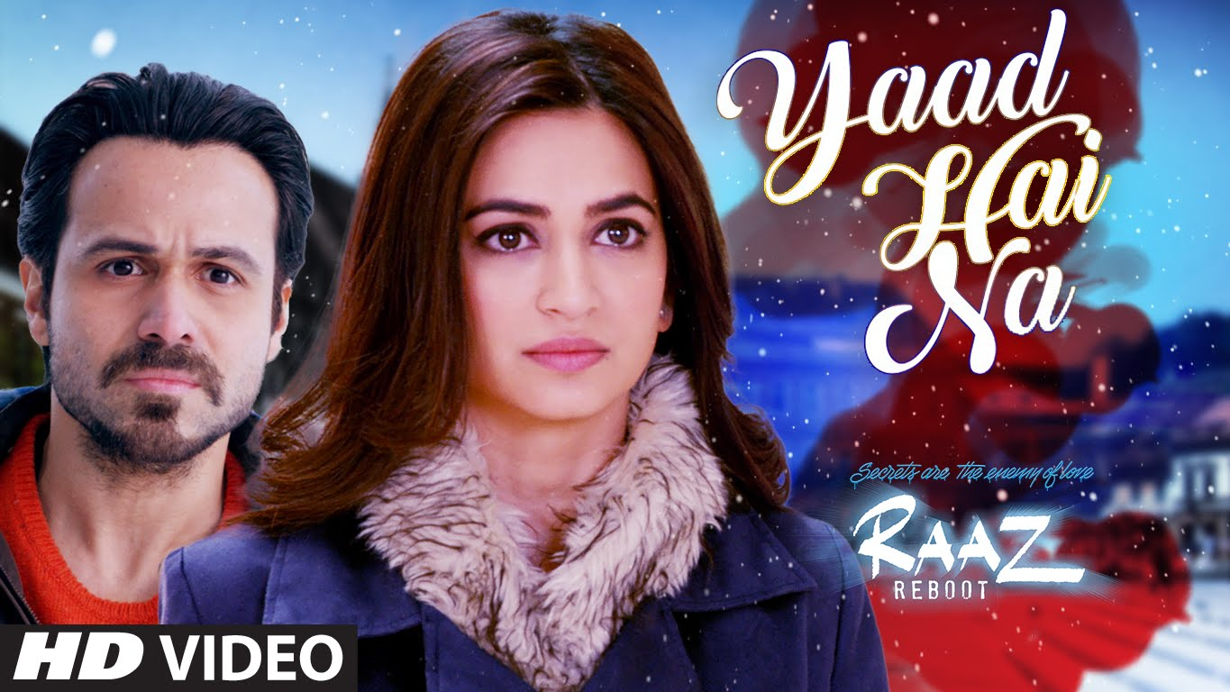 Watch: Yaad Hai Na Song From Raaz Reboot Remind You Of Your Romantic Moments