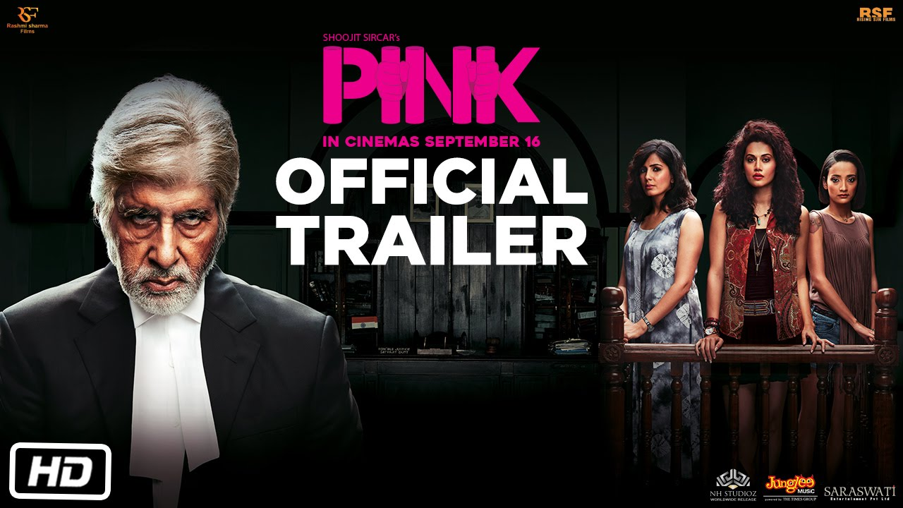 Pink Trailer Review- So amazing, it will make you question everything that you see!