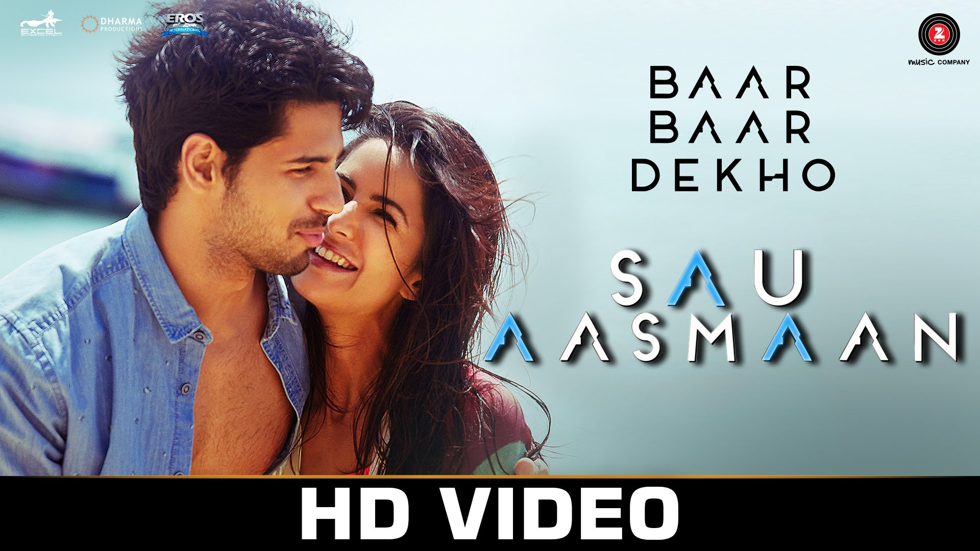 New Song Alert: Katrina Kaif turns on the heat in new love song 'Sau Aasmaan'!