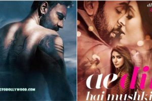 Diwali Celebration With These Two Epic Movies – Shivaay & Ae Dil Hai Mushkil