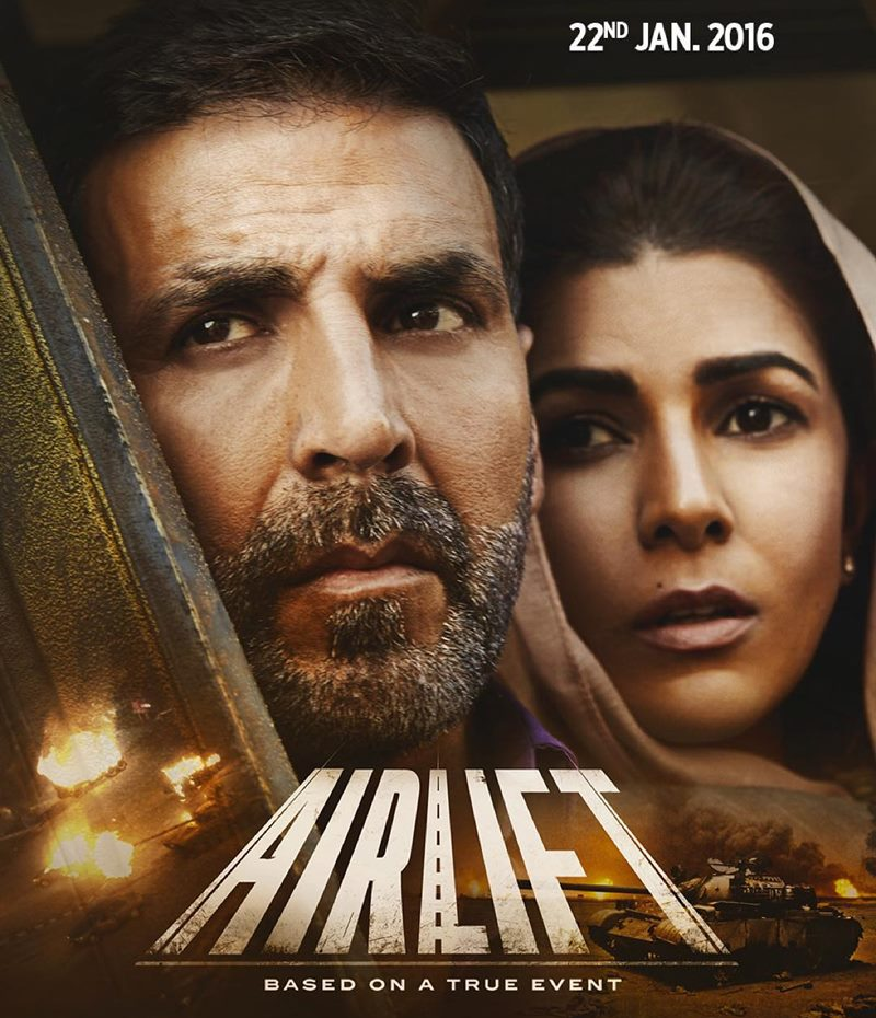 Happy Birthday Akshay Kumar! 10 Movies that prove Akshay Kumar's Acting Prowess- Airlift