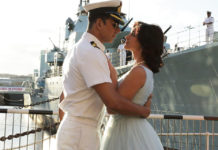 Akshay and Ileana In Rustom