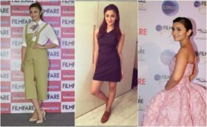 Alia Bhatt - Fashion Icons of Bollywood