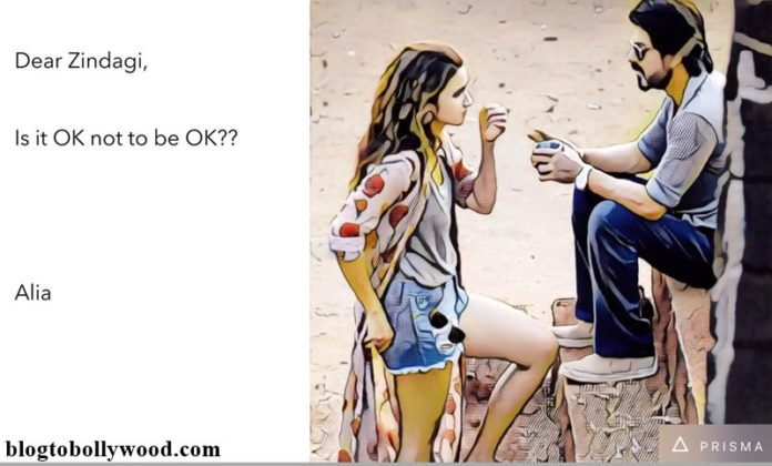 Alia Bhatt-SRK's Dear Zindagi Trailer will be out on 25th October attached with ADHM!