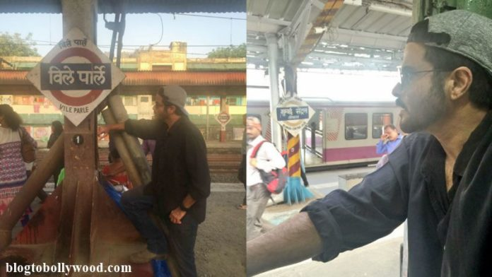 Pictures | Anil Kapoor travels by Mumbai local train and wins our heart!