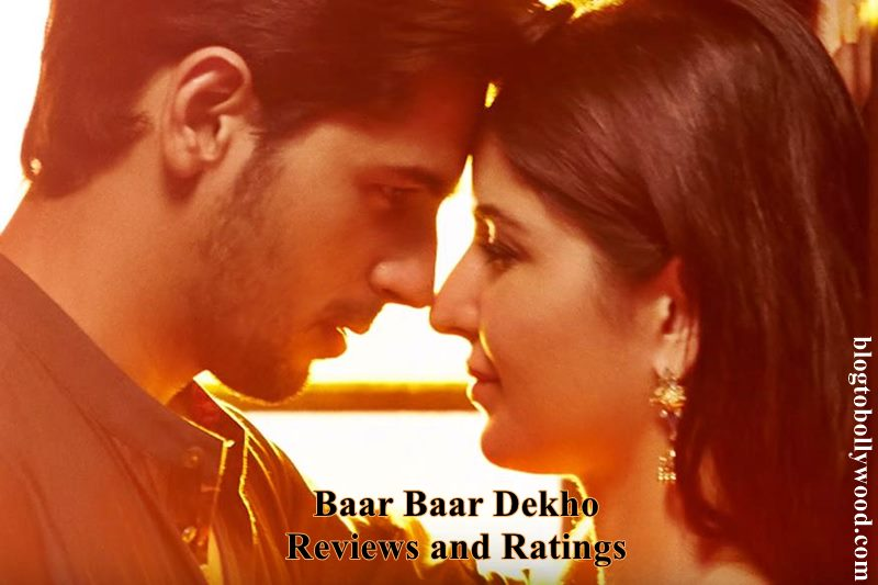 Baar Baar Dekho Review: Critic Reviews and Ratings, Audience Reviews and Reactions