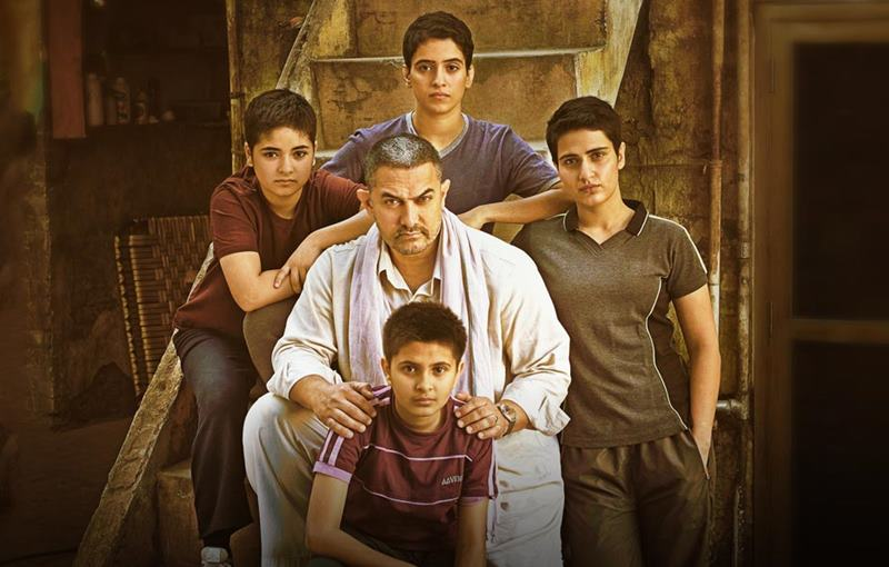 Dangal Worldwide Box Office Collection, Grosses 1700 Crores