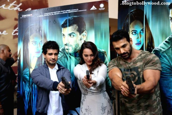 John Abraham is proud of Surgical Strikes and more at the 'Force 2' trailer Launch