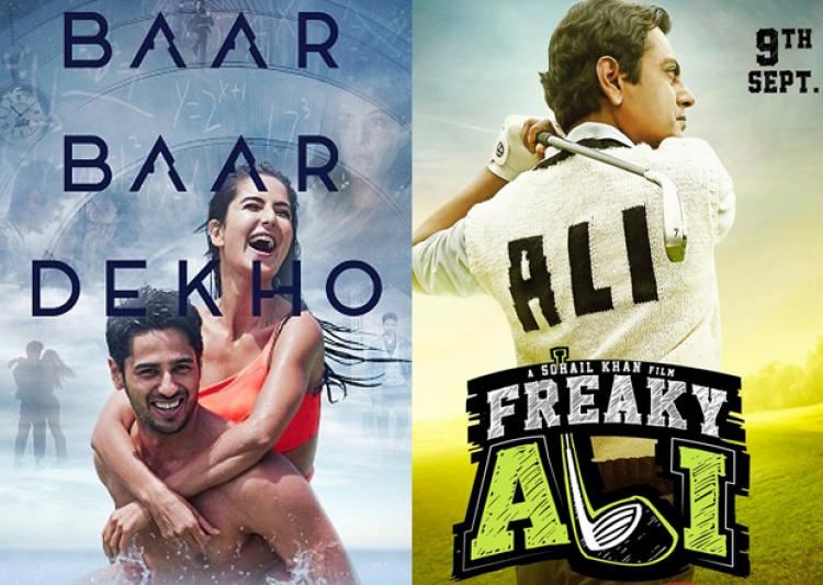 Freaky Ali, Baar Baar Dekho 5th Day Collection: First Tuesday Box Office Report