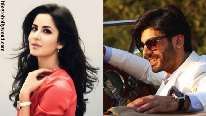 Katrina Kaif and Fawad Khan will soon romance each other in a Dharma Productions film!