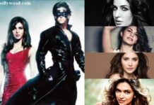 Priyanka, Deepika, Anushka, Katrina or Jacqueline? Who will be the leading lady in Krrish 4?