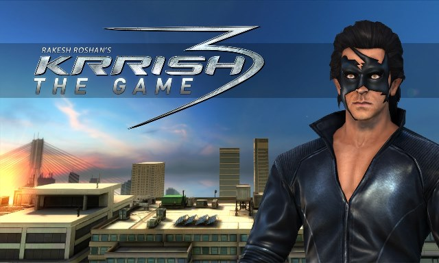 Krrish 3 The Game