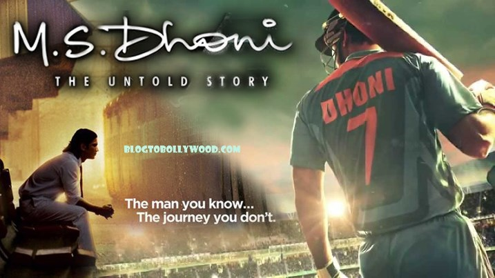 MS Dhoni The Untold Story 1st Monday Collection: Huge Fall On 4th Day