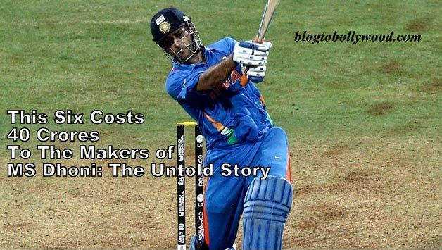 You Won't Believe How Much The Makers of MS Dhoni: The Untold Story Paid To Purchase The Footage Of 2011's World Cup