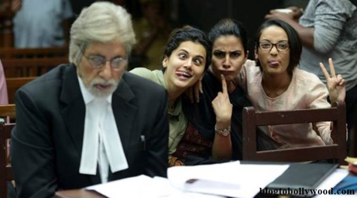Pink 6th Day Collection: Amitabh Bachchan Starrer Social Drama Is Unstoppable At Box Office