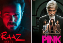 Second Day (Saturday) Box Office Report: Pink and Raaz Reboot