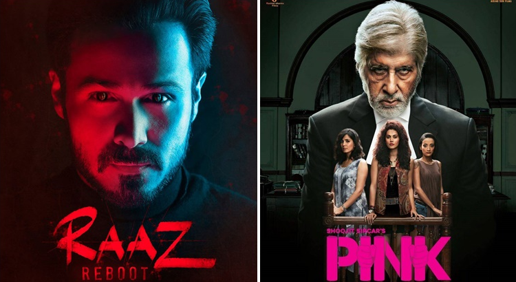 Raaz Reboot Vs Pink Box Office Prediction: Which Movie Will Win The Box Office War?
