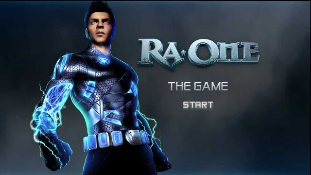 Ra. One The Game