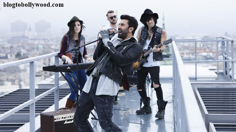 Ranbir Kapoor is the rockstar in the latest still of Bulleya Song