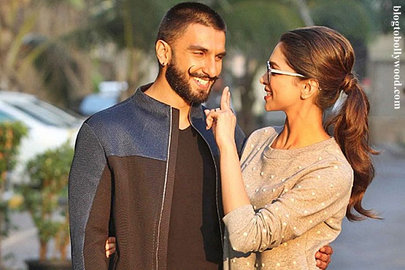 Awww! Ranveer Singh can't stop talking about Deepika ...