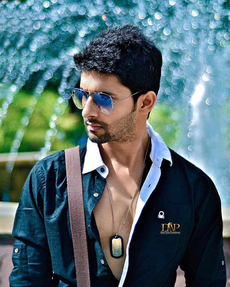 10 TV Hunks that need to make their Bollywood Debut now!- Ravi Dubey