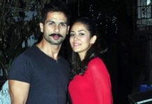 Revealed: The Name Of Mira & Shahid Kapoor's Daughter