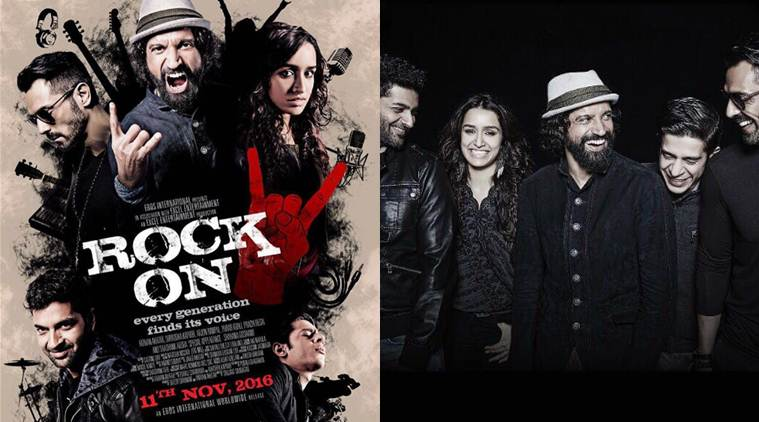 Rock On 2 First Day Collection: Opening Day Box Office Collection And Occupancy Report