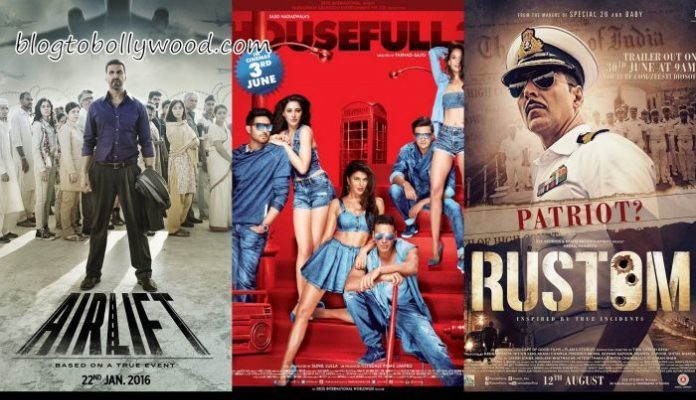 Rustom Box Office Collection: Akshay Kumar Starrer Grosses 216 Crores Worldwide