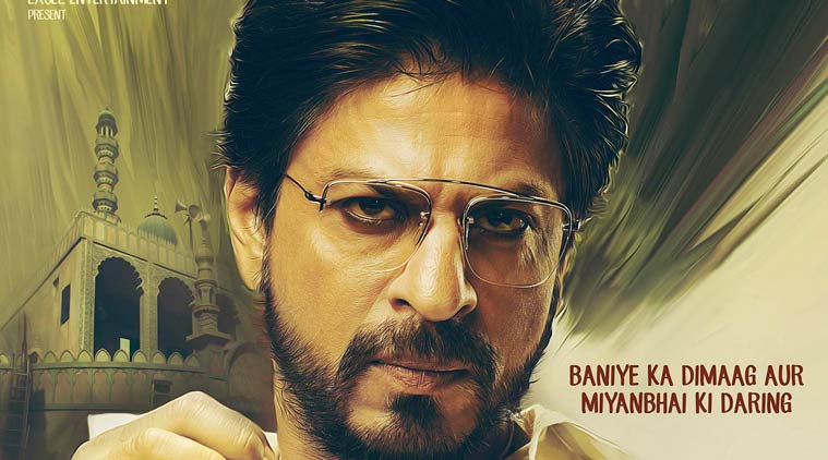 Wooh! Shah Rukh Khan's Raees Trailer Will Be Released With Dear Zindagi