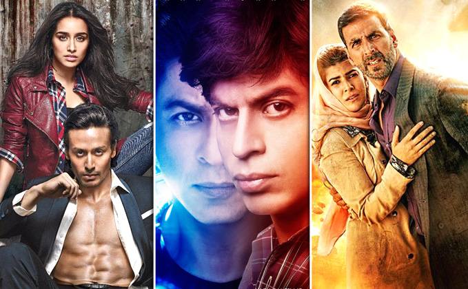 Tiger Shroff's Baaghi Beats Shahrukh Khan's Fan, Dilwale & Akshay Kumar's Airlift